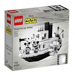 Lego Ideas 21317 Пароходик Вилли