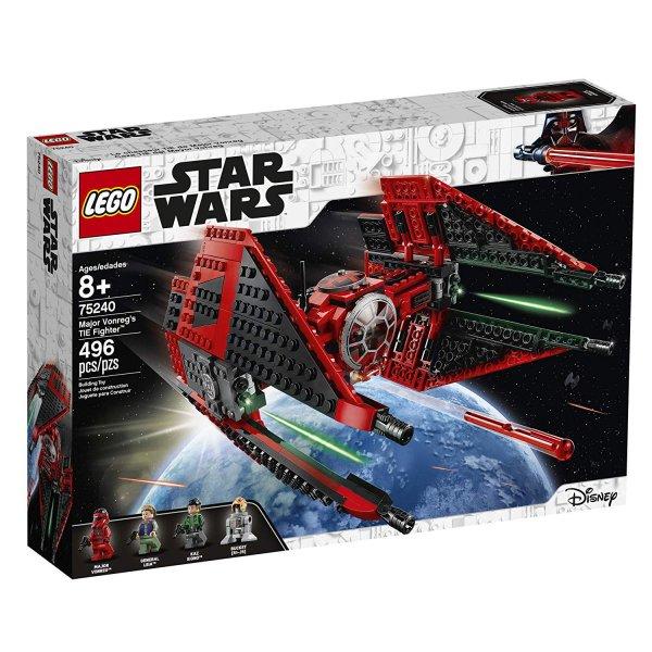 Lego 75240 Истребитель СИД майора Вонрега