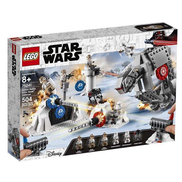 75241 Lego Star Wars 75241 Защита базы «Эхо»