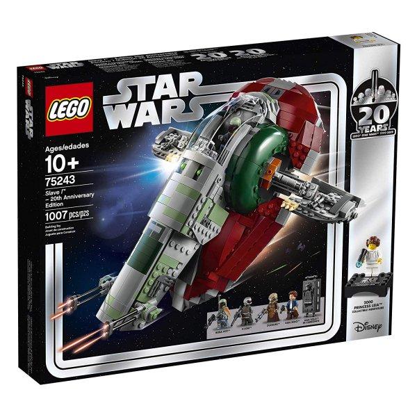Набор Лего Конструктор Lego 75243 Слейв I