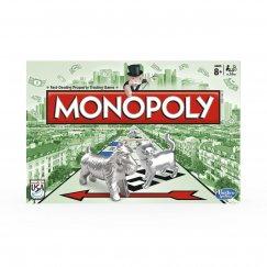 Настольная игра Hasbro Игры Monopoly Монополия Классическая Обновленная C1009