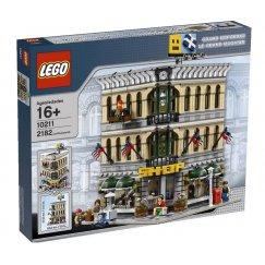 LEGO Эксклюзив 10211 Центральный универсальный магазин