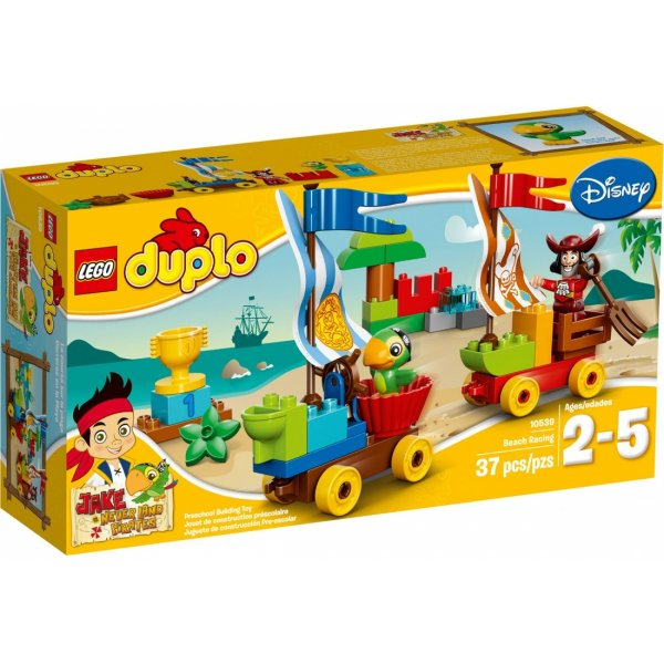 LEGO Duplo 10539 Гонки на пляже