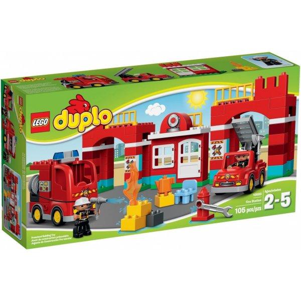 Набор Лего Пожарная станция