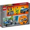 LEGO Juniors 10757 Грузовик спасателей для перевозки раптора