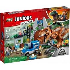 Набор лего - Побег тираннозавра