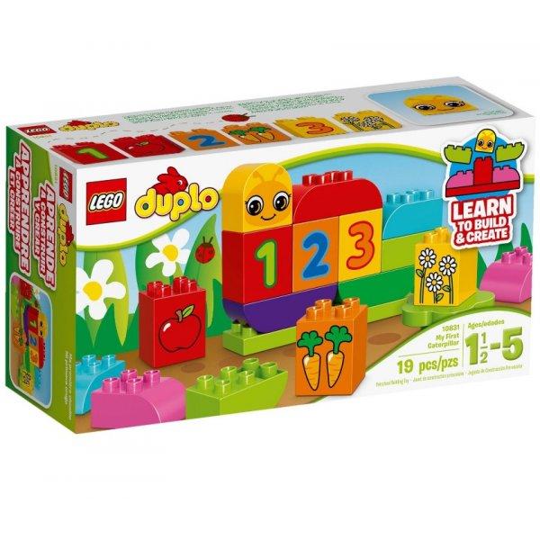 Набор Лего Моя весёлая гусеница