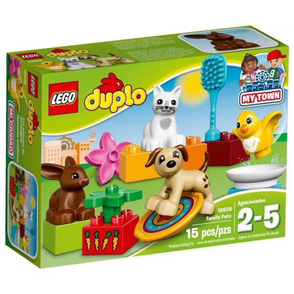 LEGO Duplo 10838 Домашние животные