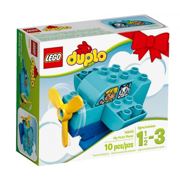 LEGO Duplo 10849 Мой первый самолёт