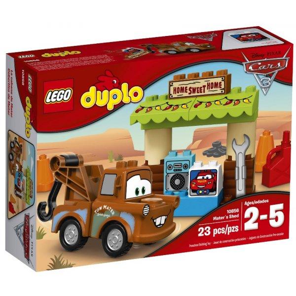 LEGO Duplo 10856 Гараж Мэтра