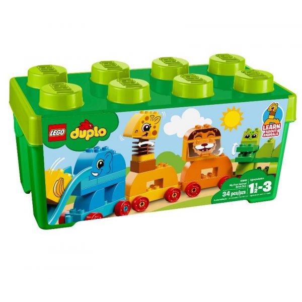 LEGO Duplo 10863 Мой первый парад животных