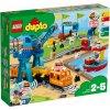 Набор лего - Электромеханический конструктор LEGO DUPLO 10875 Грузовой поезд