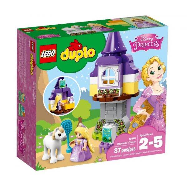 LEGO Duplo 10878 Башня Рапунцель