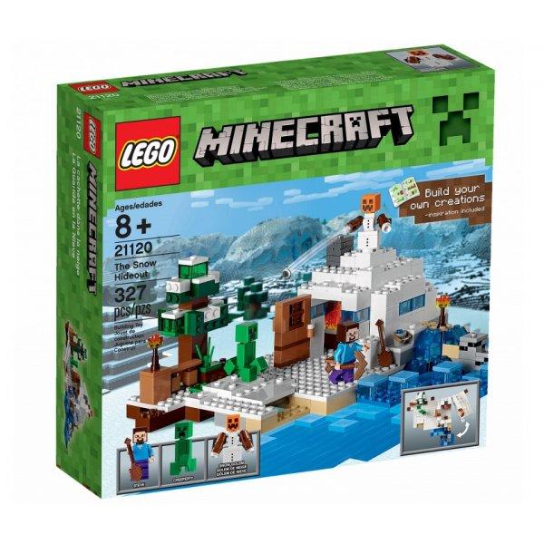 Набор Лего Снежное укрытие