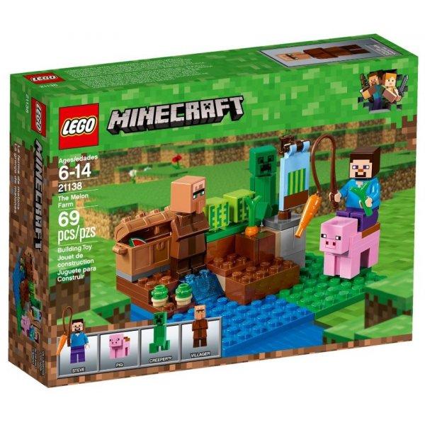 Набор Лего Бахчевая ферма