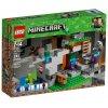 Набор лего - Конструктор LEGO Minecraft 21141 Пещера зомби