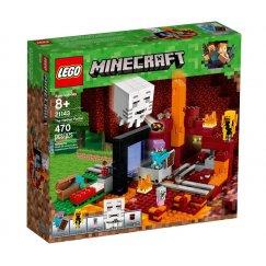Набор лего - Конструктор LEGO Minecraft 21143 Портал в Подземелье