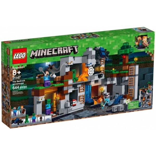 Набор Лего Приключения в шахтах