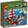 Набор лего - Приключения на пиратском корабле