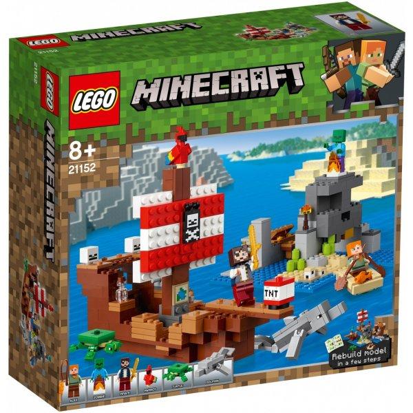 Набор Лего Приключения на пиратском корабле