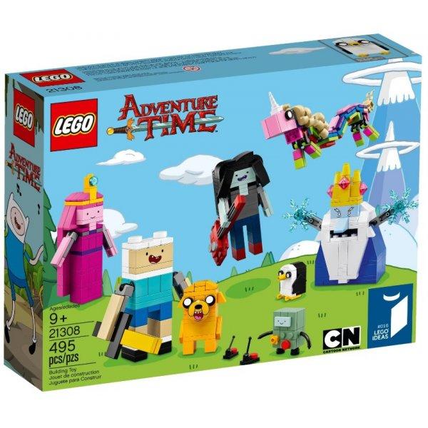 LEGO Ideas 21308 Время приключений