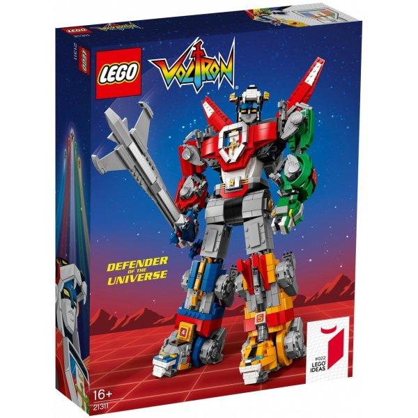 LEGO Эксклюзив 21311 Вольтрон