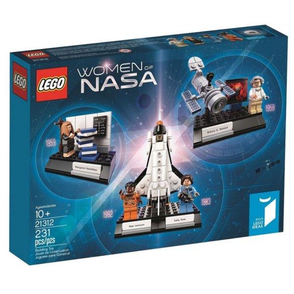 LEGO Эксклюзив 21312 Женщины-учёные НАСА