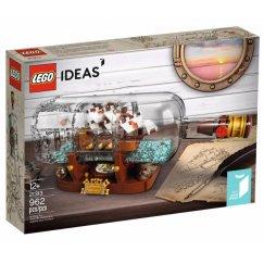 LEGO Ideas 21313 Корабль в бутылке