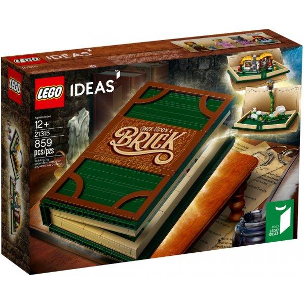 LEGO Ideas 21315 Книжка-панорама