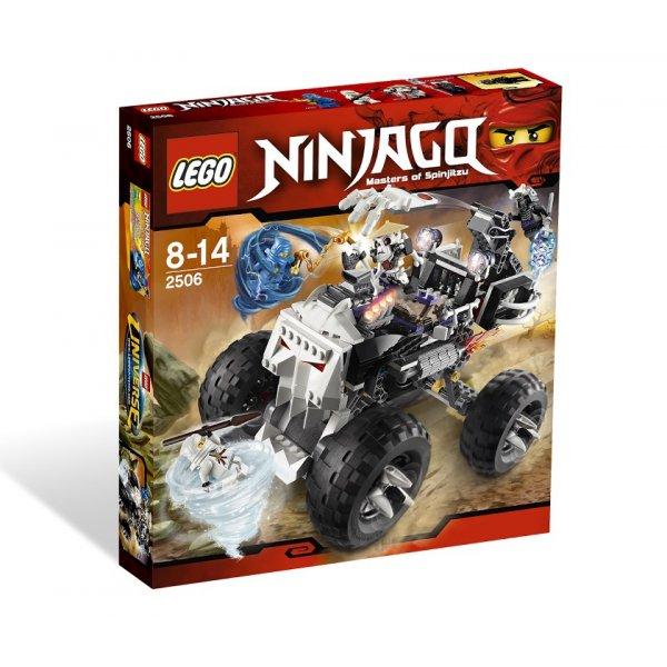 LEGO Ninjago 2506 Грузовик-Череп