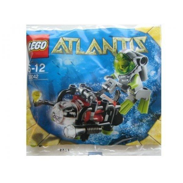 LEGO Эксклюзив 30042 Мини субмарина