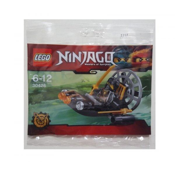 Набор Лего Бесшумный болотный катер
