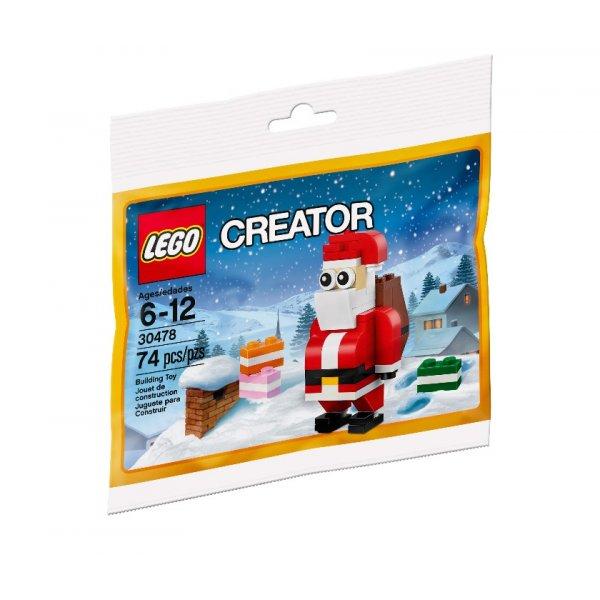 LEGO Creator 30478 Весёлый Санта