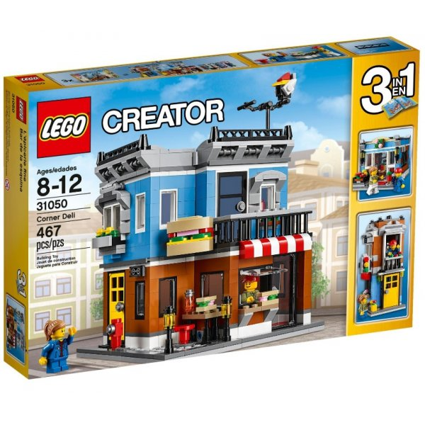 LEGO Creator 31050 Магазинчик на углу