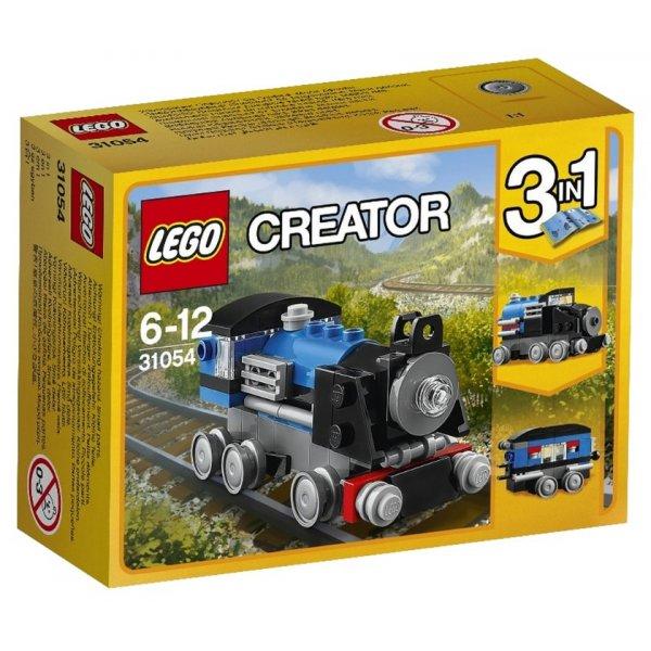 LEGO Creator 31054 Голубой экспресс
