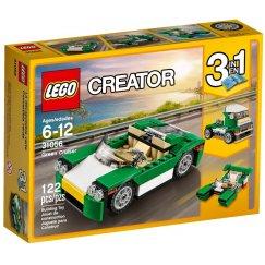 LEGO Creator 31056 Зелёный кабриолет