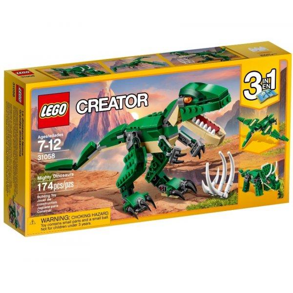 LEGO Creator 31058 Грозный динозавр