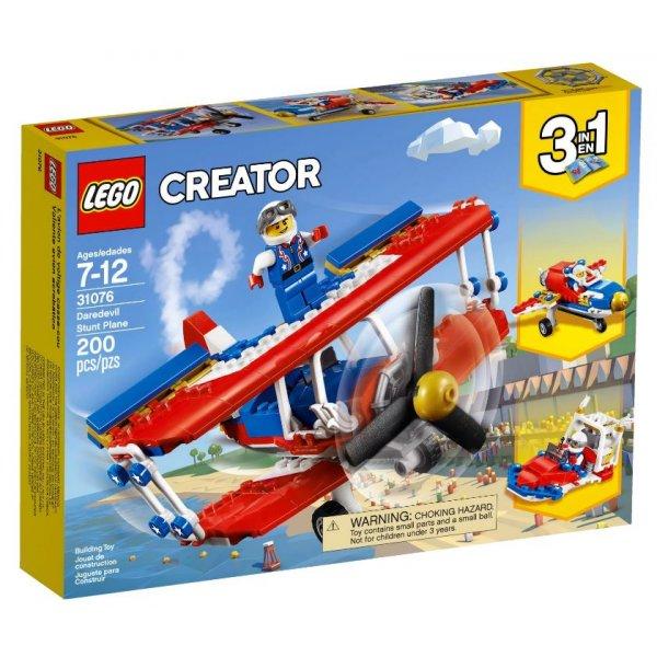 31076 Самолёт для крутых трюков