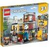 Набор лего - LEGO Creator 31097 Зоомагазин и кафе в центре города
