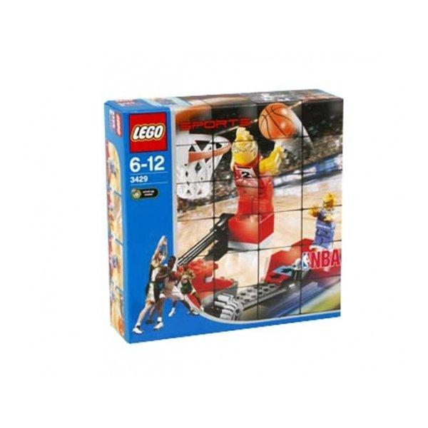 LEGO Эксклюзив 3429 НБА Блокировка