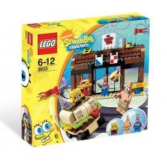 LEGO Эксклюзив 3833 Приключения в Красти Краб