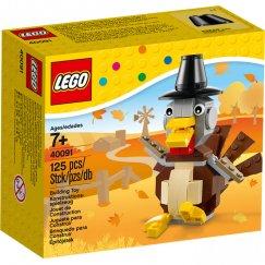 LEGO Seasonal 40091 Индейка на День Благодарения