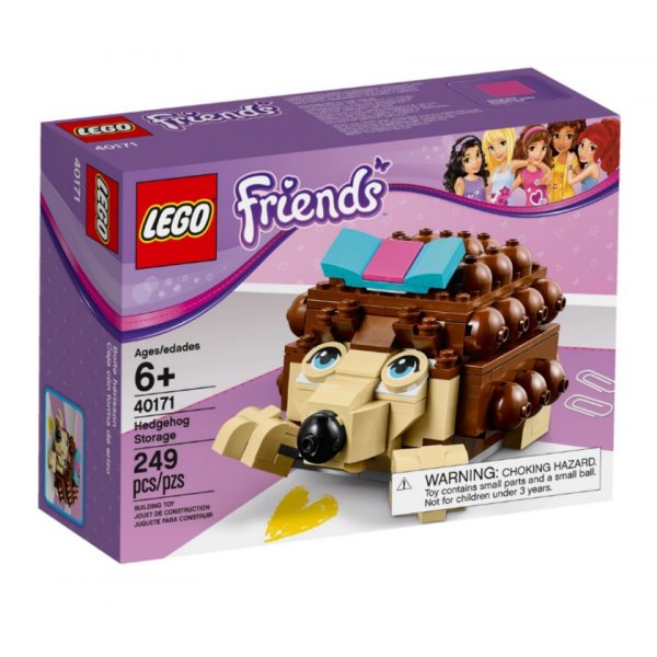 LEGO Friends 40171 Контейнер Ёжик