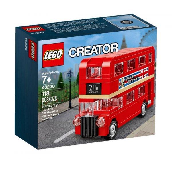 40220 LEGO Creator 40220 Лондонский автобус