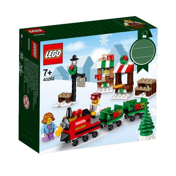 LEGO Seasonal 40262 Новогодний мини-поезд