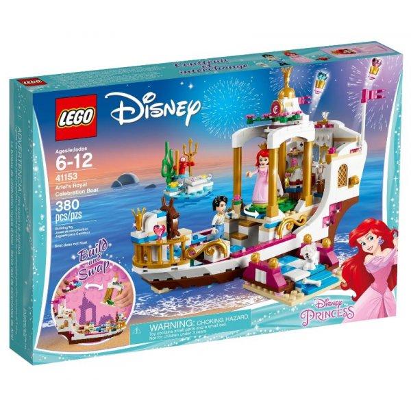 LEGO Disney Princess 41153 Королевский корабль Ариэль