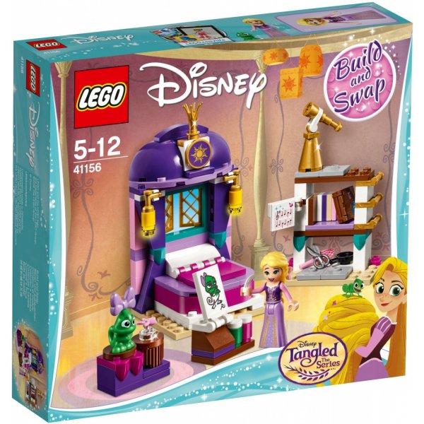 Набор Лего Спальня Рапунцель в замке