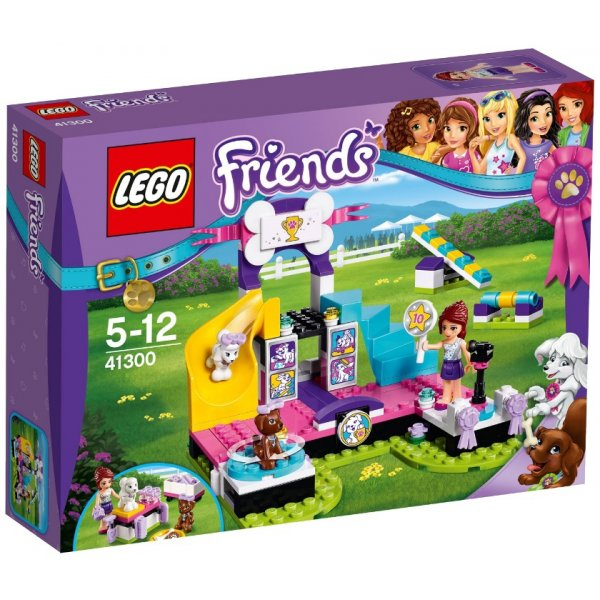 LEGO Friends 41300 Выставка щенков: Чемпионат