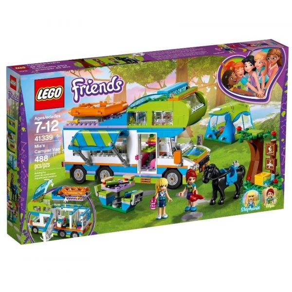 LEGO Friends 41339 Дом на колёсах