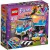Набор лего - Конструктор LEGO Friends 41348 Грузовик техобслуживания